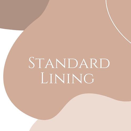 Standard Lining