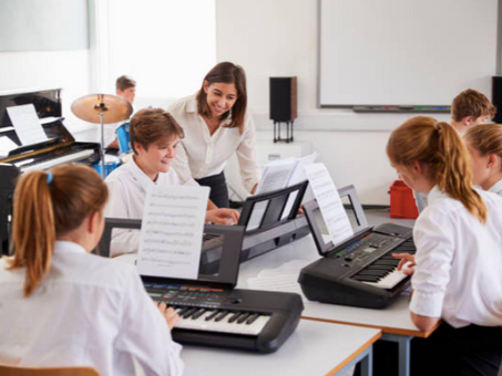 Top Benefits Of Learning The Piano