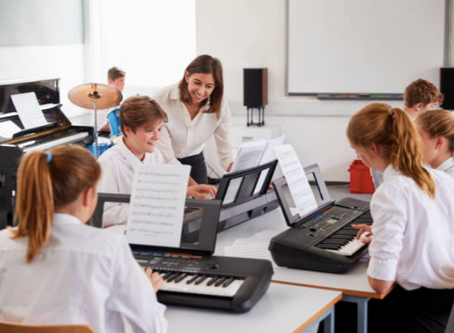 How To Stay Dedicated To Your Music Classes