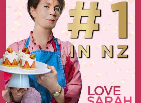 Love Sarah is currently performing #1 Box Office in NZ cinemas - AUS and UK will soon follow!