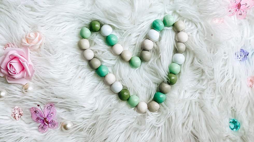 Princess & The Frog Pearl Necklace
