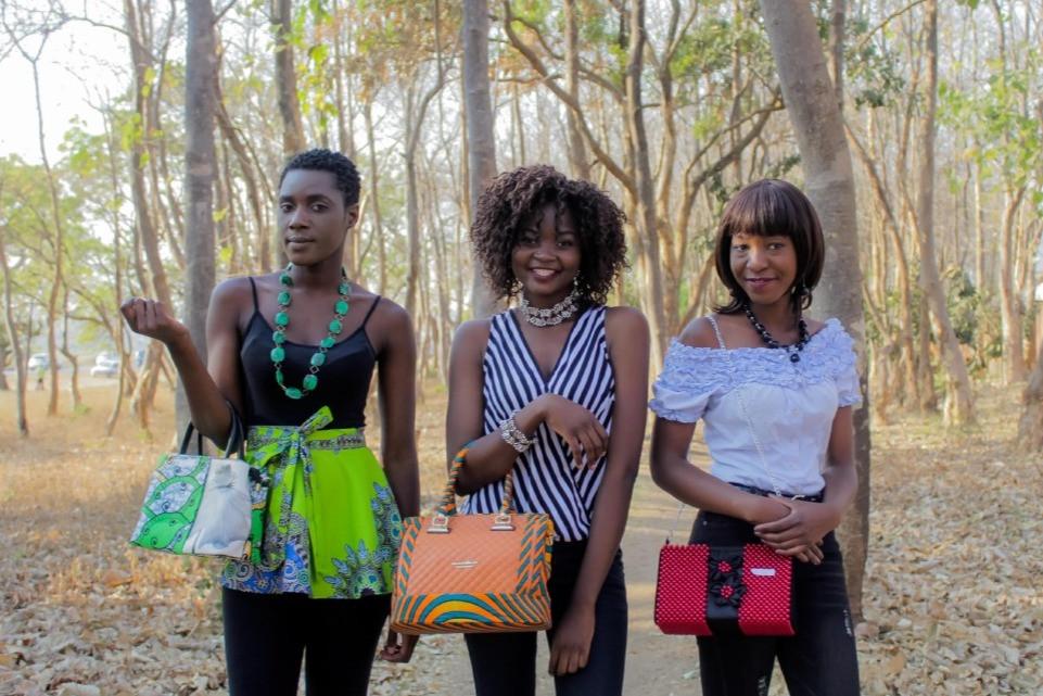 Fashion Show by Zayane Creations Trust