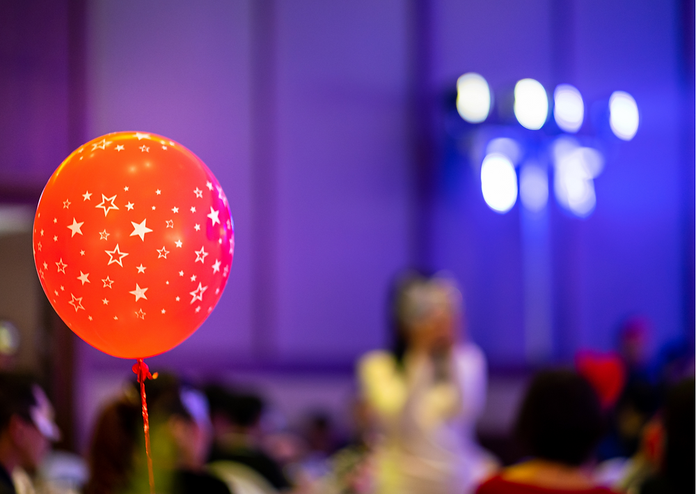 Balloon Raffle