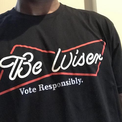 Be Wiser - Crew 2XL