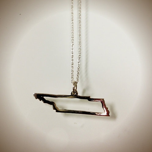 SS Tennessee Necklace