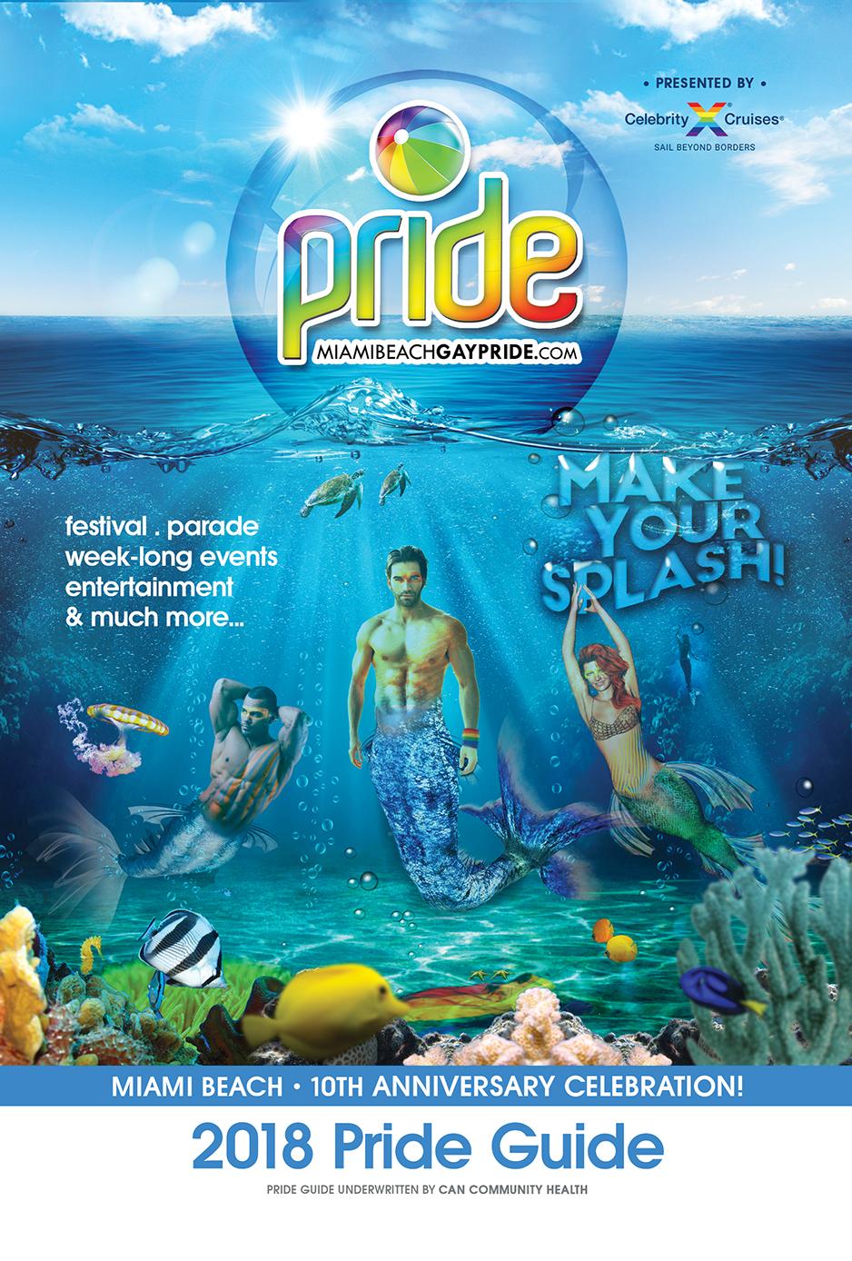 Miami Beach Gay Pride 2018
