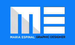 ME Graphic Designer Logo