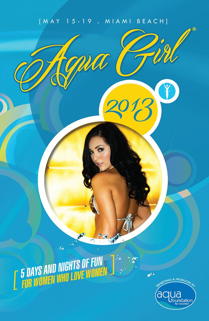 Aqua Girl 2013