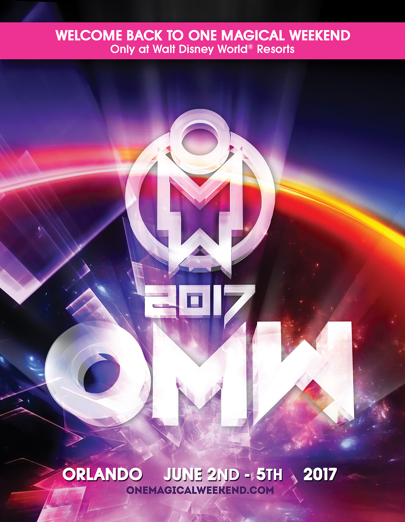 One Magical Weekend 2017 Guide