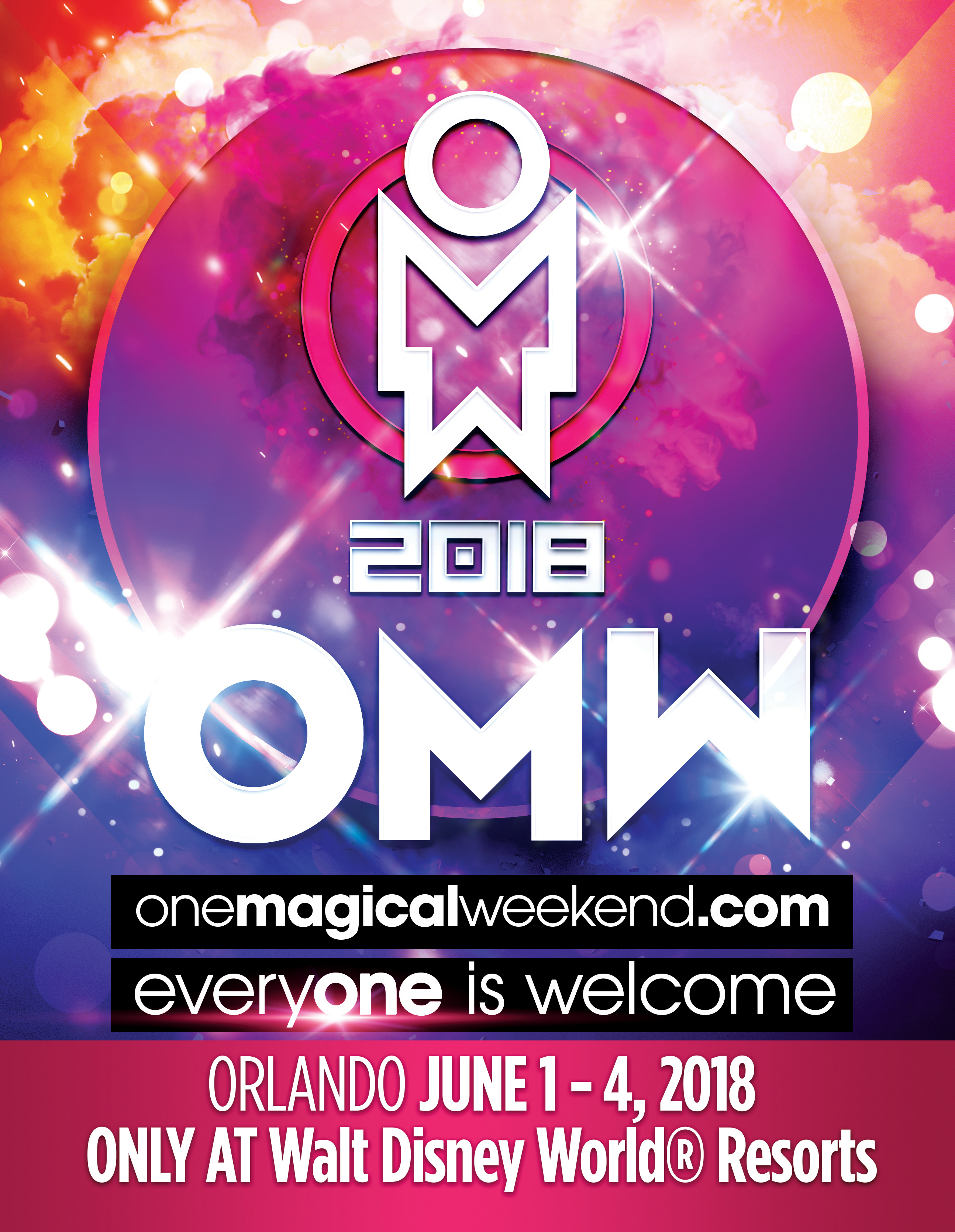 One Magical Weekend Guide