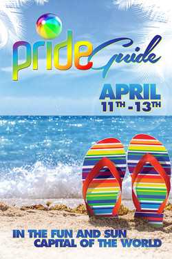 Miami Beachh Gay Pride 2014