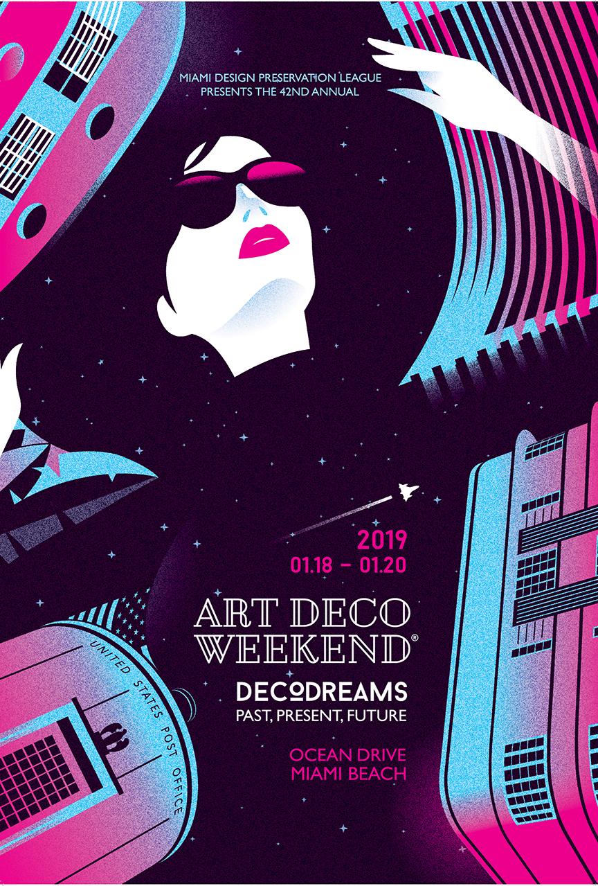 Art Deco Weekend 2019