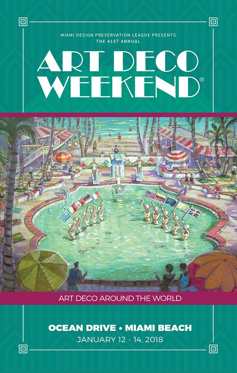 Art Deco Weekend 2018