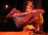 Petit cirque à l'indienne