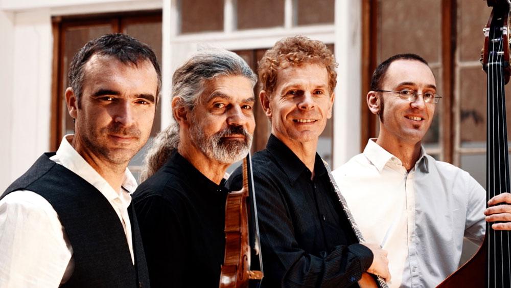 Didier-Alix-Quartet