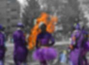 Ultraviolet Percussions