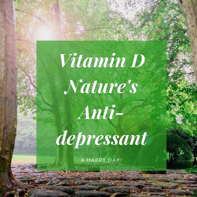 Vitamin D Nature's Anti-Depressant