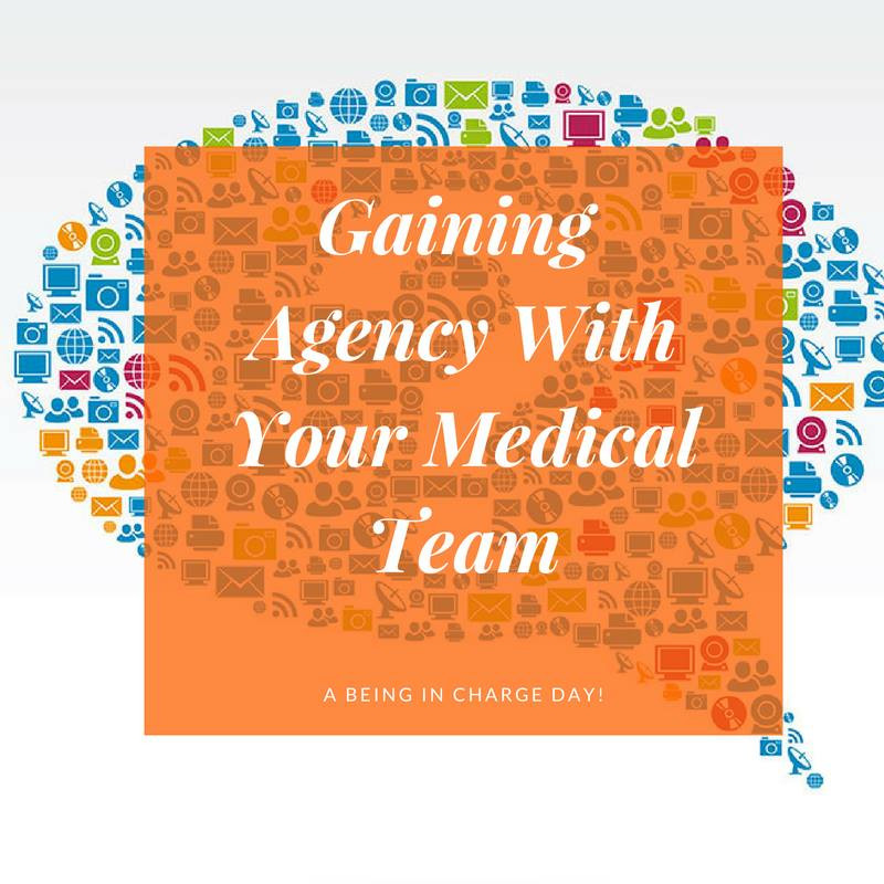 Gaining Agency With Your Medical Team During Cancer