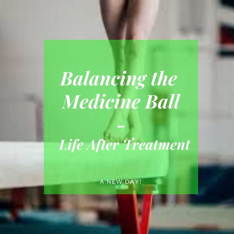 Balancing the Medicine Ball
