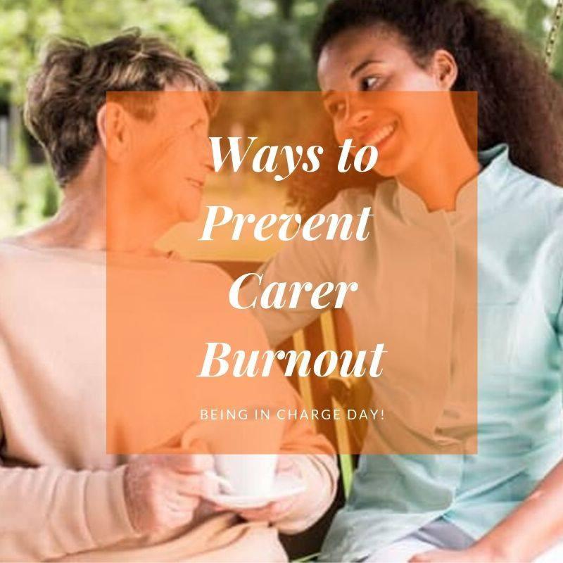 Ways to Prevent Cancer Carer Burnout