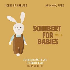 Portada Schubert for Babies Vol.2.jpg