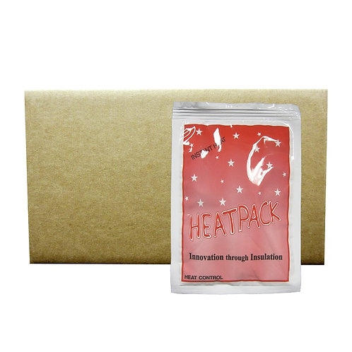 030104 - Disposable Instant One-Side Insulated Heat Pack - Standard 6x9 - Case 2