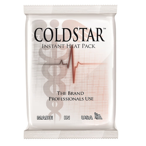 1301 - Disposable Instant Non-Insulated Heat Pack - Standard 6x9 - Single