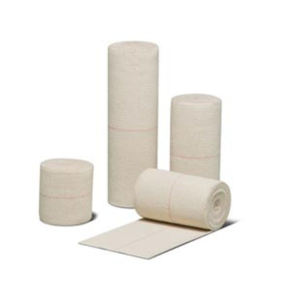 "CEB® Latex Free Premium Grade Cotton Elastic Bandage - 4"" X 5yd - Single"