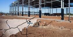 2001 - Construction Begins