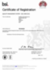 BSI Certificate - 13485-2016.PNG