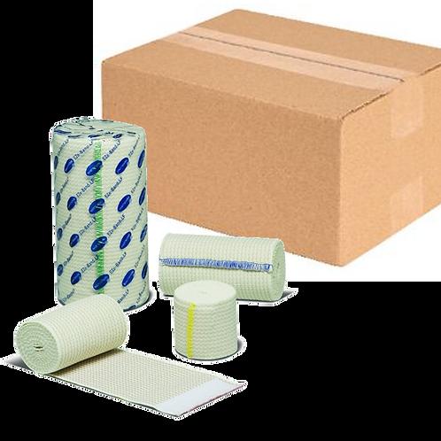 "EZe-Band® Latex Free Standard Grade Elastic Bandage - 4"" X 5.5yd - Pack 10/pk"