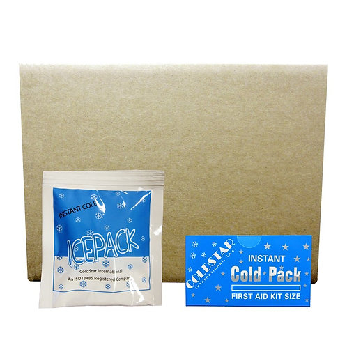 010450 - Disposable Instant Non-Insulated Cold Pack (Individually Boxed)