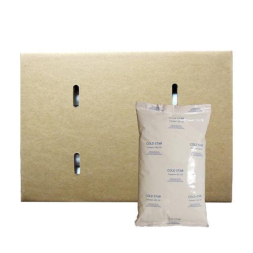173218 - 32oz Transport Hard Freeze Gel Pack - 6x10 - Case 18/cs