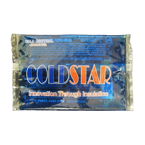 0701 - Versatile Reusable Non-Insulated Hot / Cold Gel Pack - 6x9 - Single