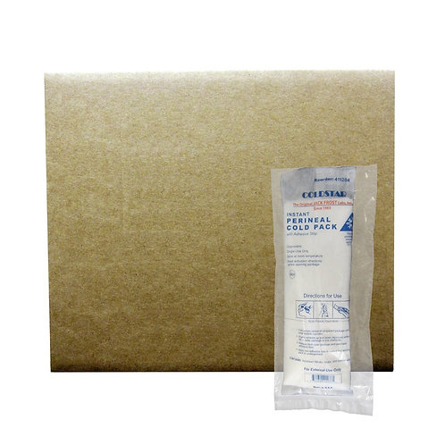 411201 - Disposable Instant Perineal Cold Pack - Standard 4x11 - Case 12/cs