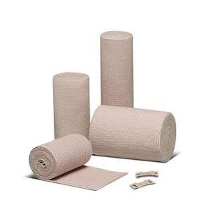 "cono-Wrap® Latex Free Standard Grade Elastic Bandage - 4"" X 4.5yd - Single"