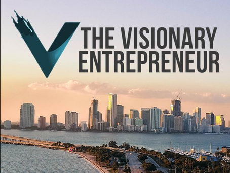 A fun chat with The Visionary Entrepreneur about the Hospitality Industry & Entrepreneurship