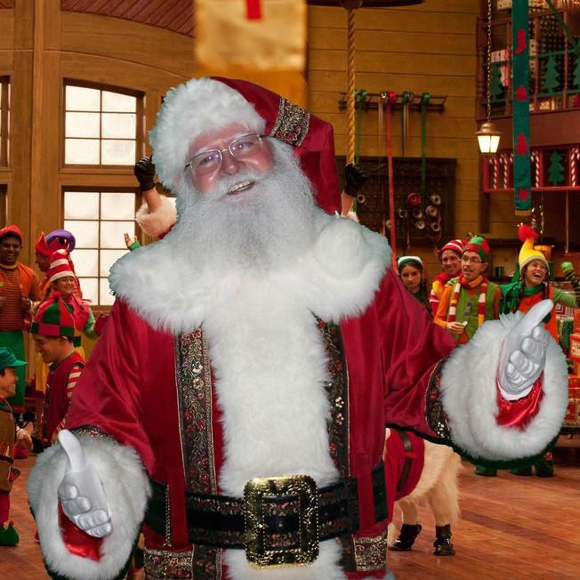 Santa Bob Virtual Visits ONLY