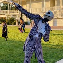 Halloween Costume Walk
