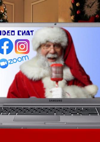 Santa Ron Virtual Visits
