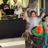Mobile DJ Halloween Service