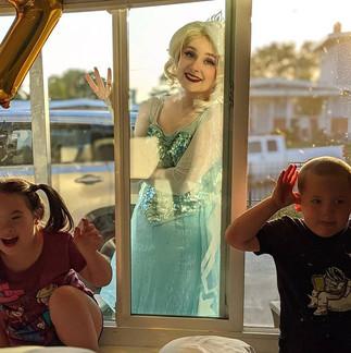 Princess, Prince or Elf Visits