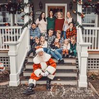 Santa Home Visits