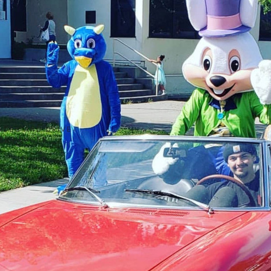 Easter Bunny Distance Cruise