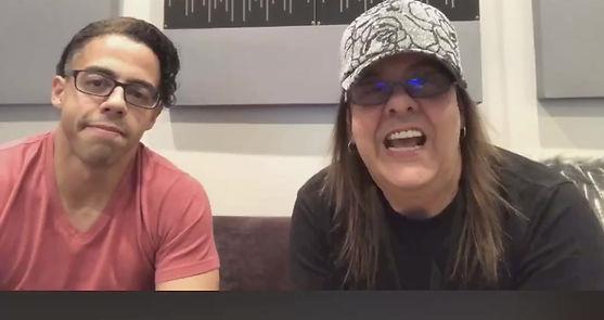 FB Live interview - Francisco Marquez