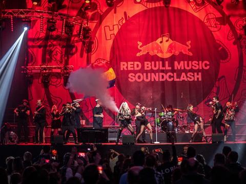 Red Bull Music SoundClash 2018: Loredana vs. Grasu XXL