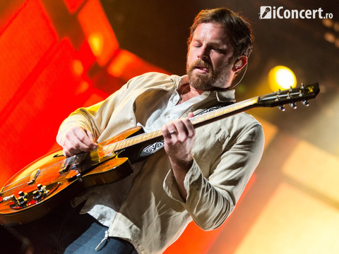 Kings of Leon Live in Romania, with very special guest LP
