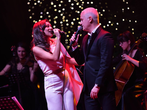 """Viorica Pintilie – Christmas Jazz Concert and album launch """"Christmas time si here"""""""