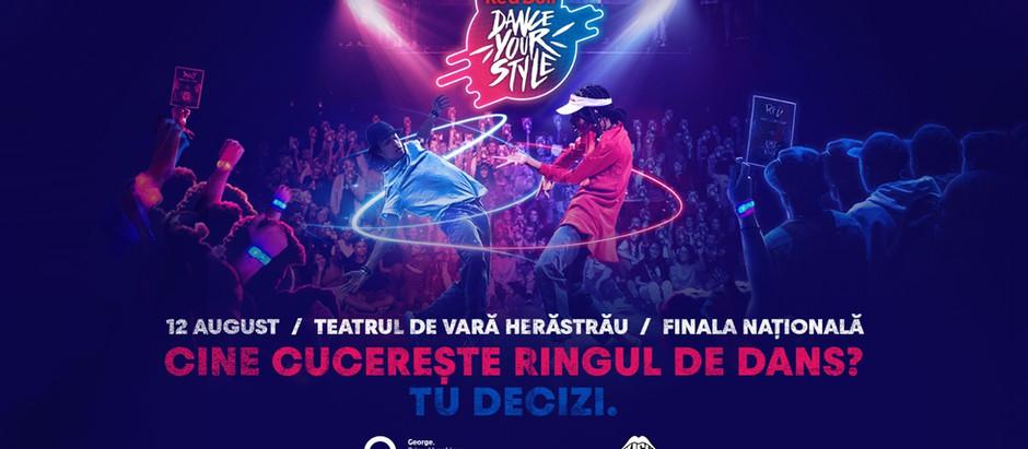 Street dance pe viață și pe moarte la Red Bull Dance Your Style