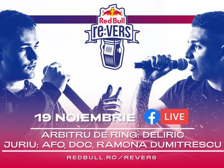Cei mai buni MCi au cuvantul la Red Bull re:VERS!